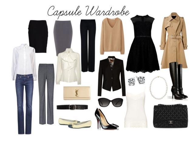 professional capsule wardrobe 2