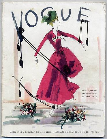 Vogue Paris - 1948