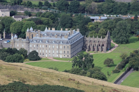 Holyrood Palace & Abbey