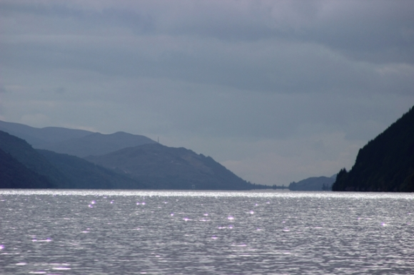 Loch Ness atmosphere - unbelievable!