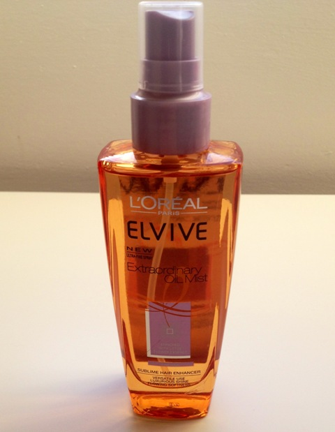 Elvive Extraordinary Hair Oil Mist