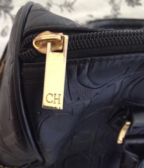 CH Satchel - Zipper