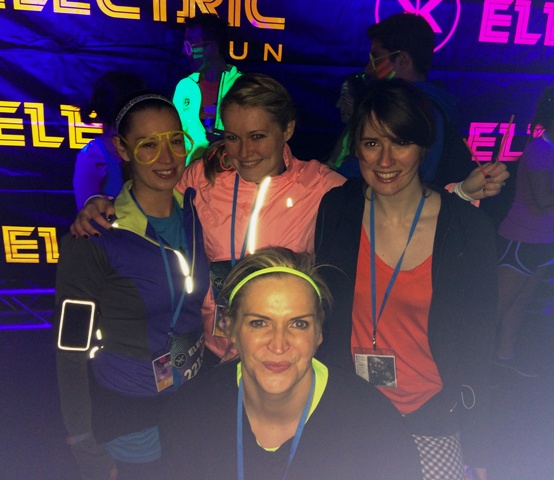 Electric Run Friends