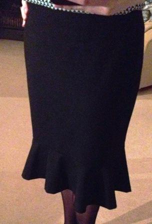 OOTD - 3.10.14 (skirt)