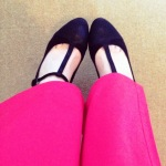 OOTD - 4.15.14 (shoes)