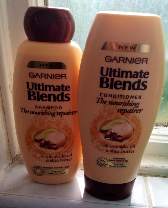 Garnier Ultimate Blends - Nourishing Repairer