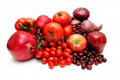 Red Fruits & Veg