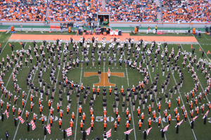 UT Marching Band