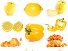 Yellow Fruits & Veg