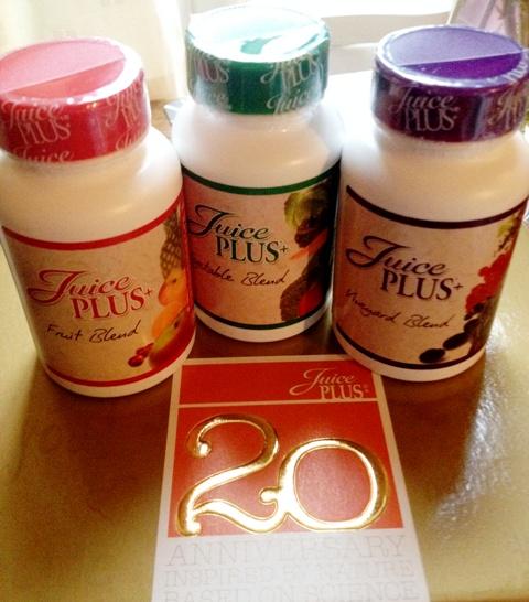 Juice Plus Capsules - Premium Blend