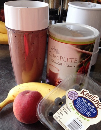 Juice Plus Complete Chocolate